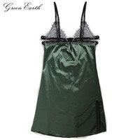 GreenEarth Women's Ultrathin Soft Comfort Bra Set Tassel Lace Sexy Underwear Set