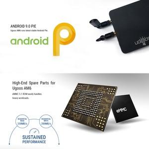 Image 3 - UGOOS AM6 AM3 חכם אנדרואיד 9.0 טלוויזיה תיבת Amlogic S922X 2GB LPDDR4 / 16GB 2.4G & 5G WiFi 1000M LAN DLNA BT 5.0 4K HD Media Player