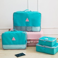 4pcs Bags in bag travel essential clothing underwear storage  free shipping