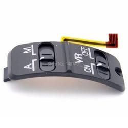 """AF/MF i """"VR"""" stabilizator obrazu przełącznik panel naprawa części do Nikon AF S DX nikkor 18  105mm f/3.5 5.6G ED VR w Części obiektywu od Elektronika użytkowa na"""