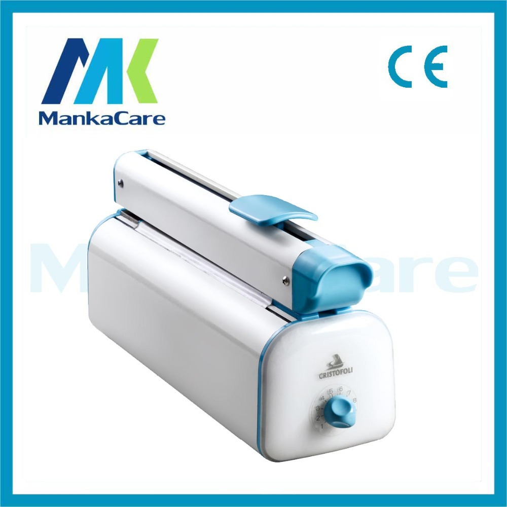 Manka Care-20cm Package Hand Impulse Heat Sealing Machine/Plastic PP/PE Poly Bag Closer Sealer/Film /Dental/Clinic/Hospital/Lab 8 110v 300w manual plastic film sealer heat impulse sealer poly bag plastic film sealing machine for home kitchen