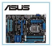 Original Motherboard For ASUS P8Z77 V LX2 DDR3 LGA 1155 For I3 I5 I7 CPU USB3