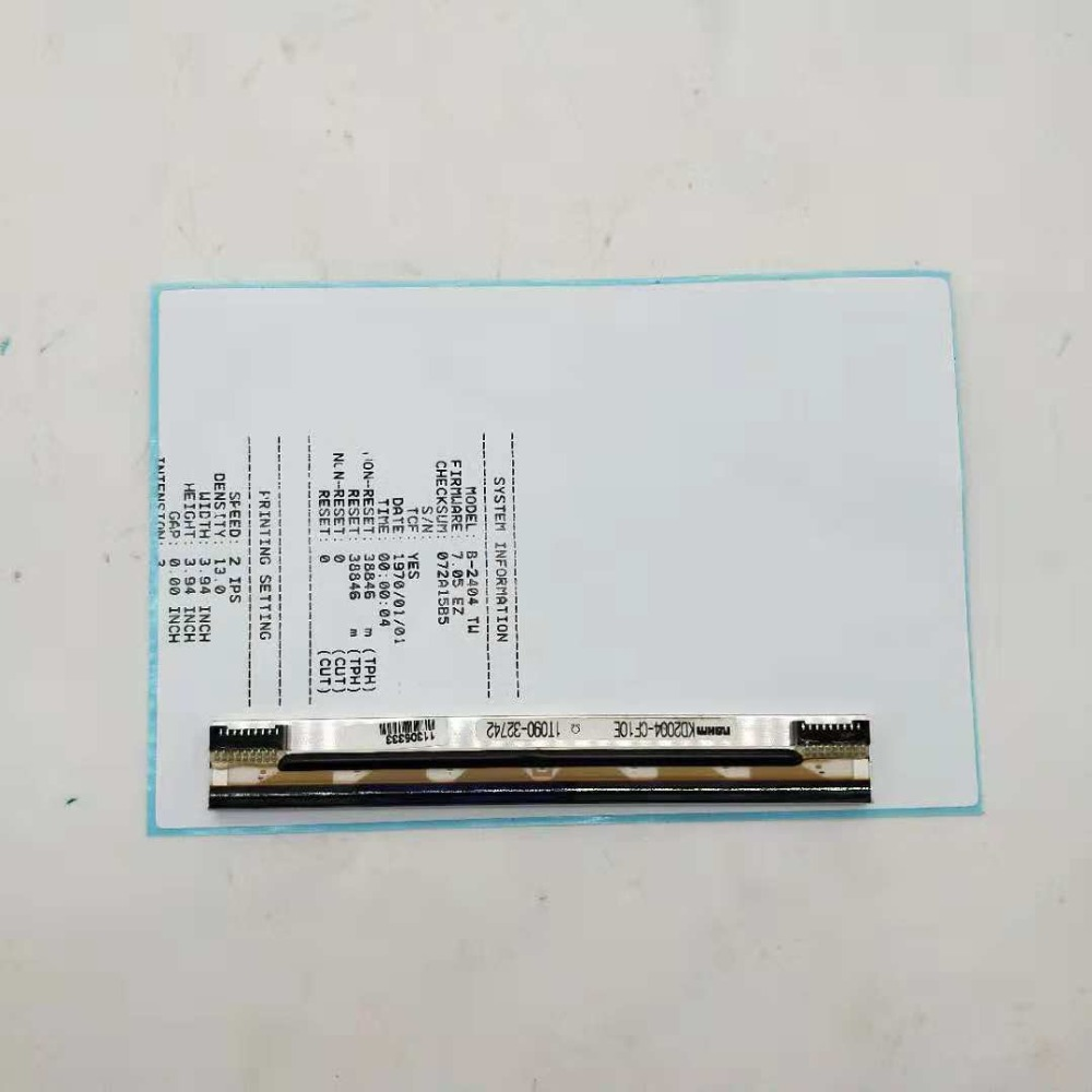 203DPI Thermal Print Head For TSC 244 TTP-244PLUS TTP-244CE 244PRO 244U 244PLUS