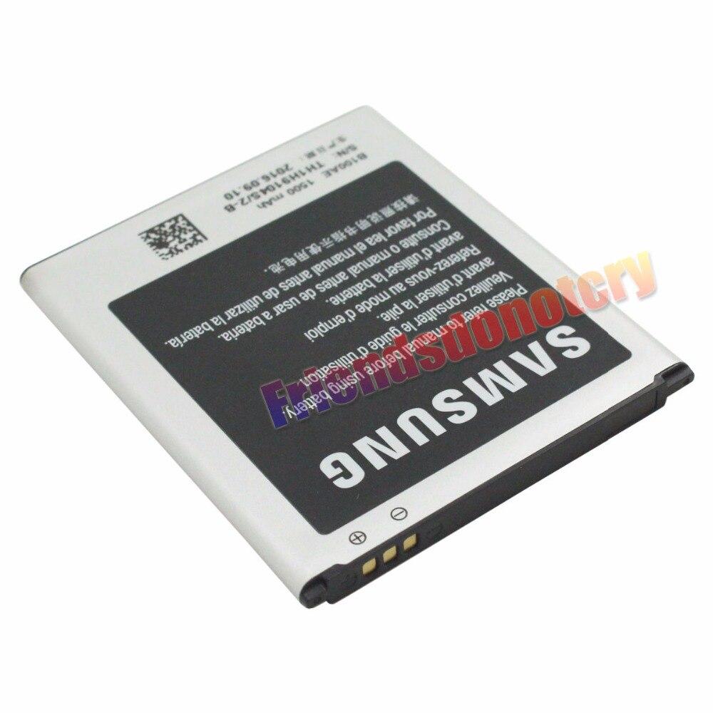 100% Original SAMSUNG BATTERIA ORIGINALE B100AE 1500mAh BATTERY For GALAXY TREND LITE Ace 4 S7898 s7562C S7278U GT-S7270 s7568i