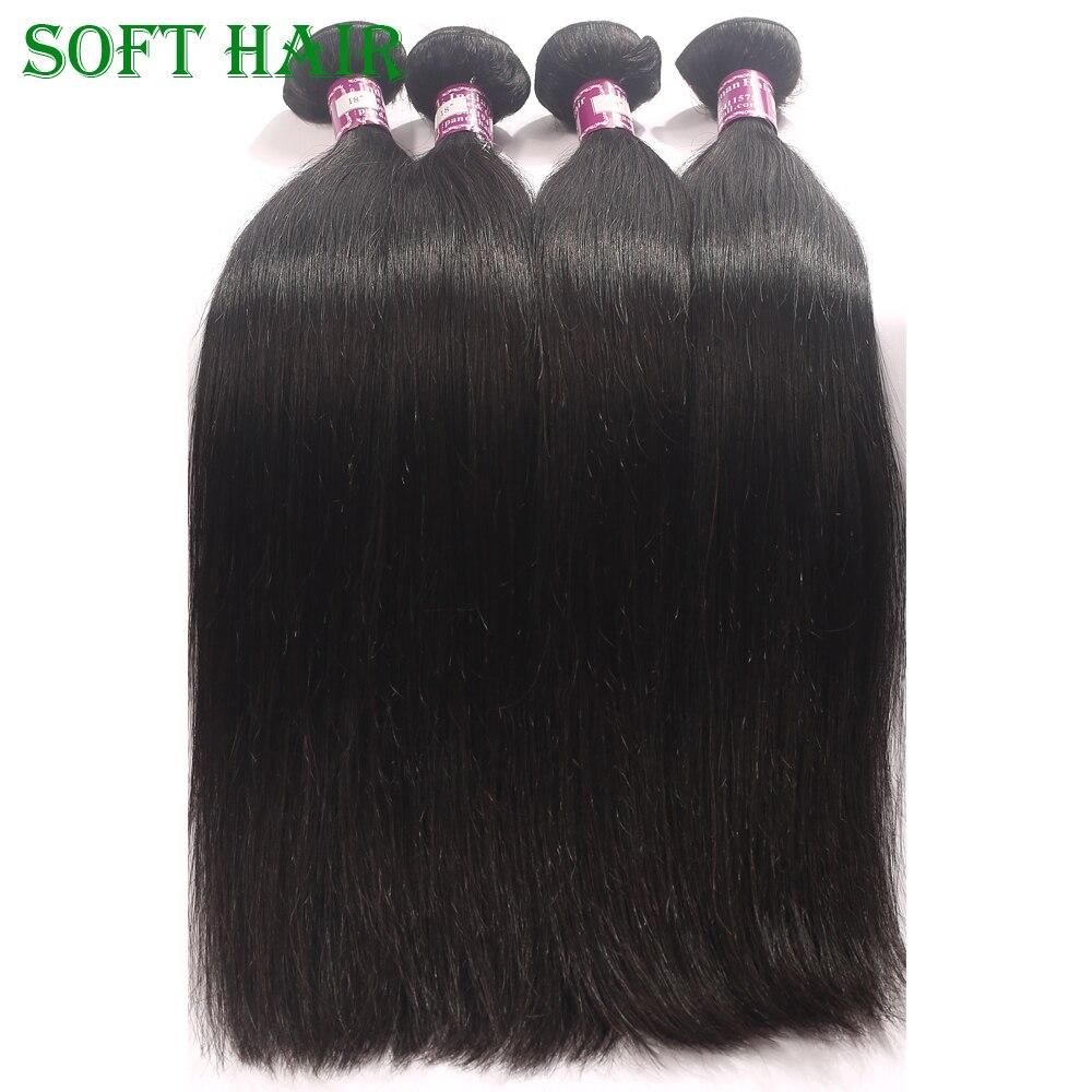 Qingdao Soft Hair Staright 30inch Brazilian Virgin Hair My