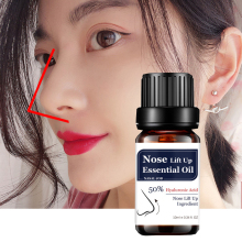 Effecttive Powerful Nosal Bone Remodeling Oil Beautiful Nose Lift Up Cream Magic Essence Beauty Shaping Product