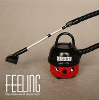 1 6 1 12 Cute MINI Dollhouse Miniature Home Decoration Household Appliances Vacuum Cleaner