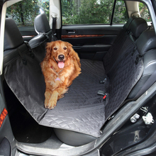 Dual-Use Soft SUV Dog Car Seat Covers 100% Waterproof Mat Pet Barrier Protect Car Floor From Spills And Pet Nail Scratches