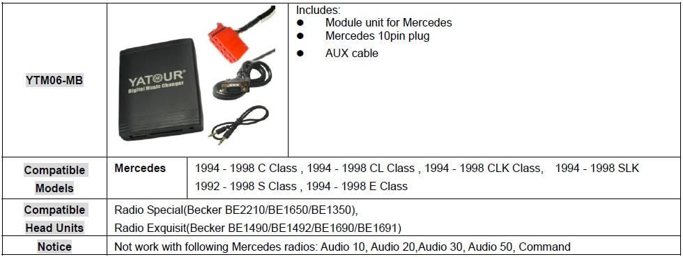 Mercedes Benz W202 Bộ 5