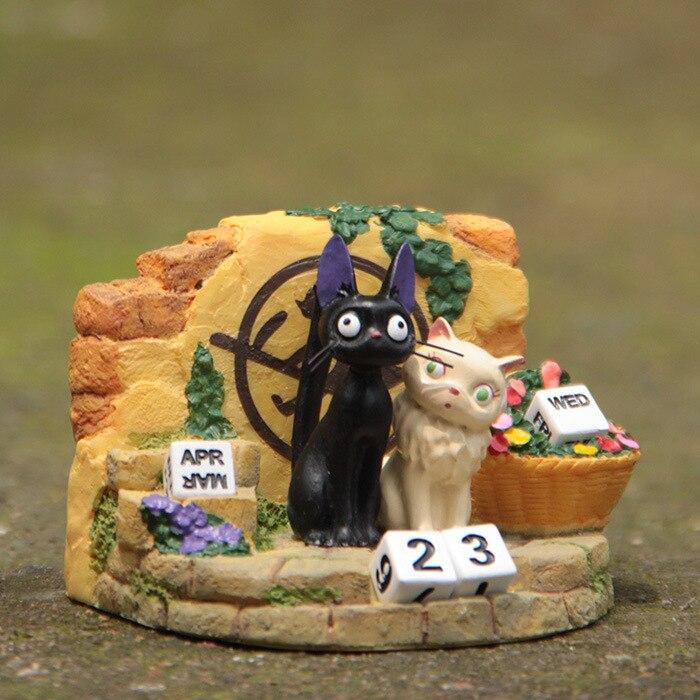 Fée jardin gnome/Chat mur calendrier/calendrier spécial/carton ...
