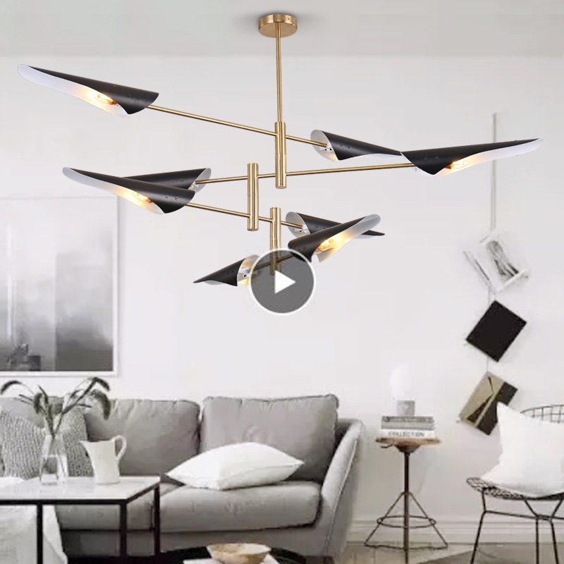 LukLoy Post Modern Metal Branch Chandelier Nordic Hanging Lamp Light Lighting Fixture Creative Personality LED Pendant luminaireLukLoy Post Modern Metal Branch Chandelier Nordic Hanging Lamp Light Lighting Fixture Creative Personality LED Pendant luminaire