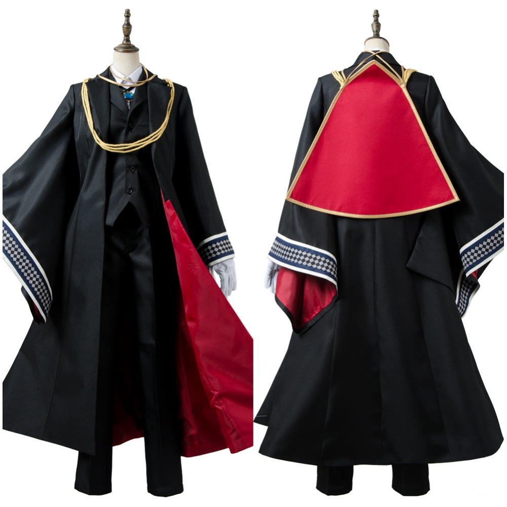 The Ancient Magus' Bride Elias Ainsworth Outfit Cosplay Costume Full Sets