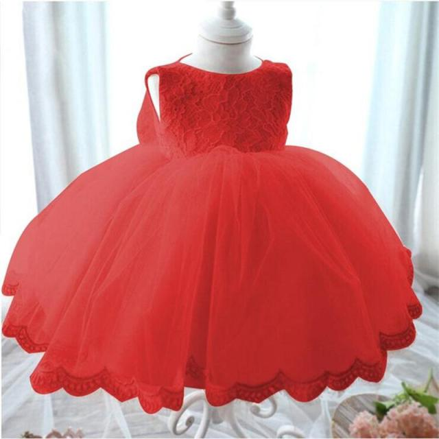 Высокое Качество Baby Girl Dress Крещение Dress Для Девочки Младенческой Dress For Baby Girl Dress For Infant