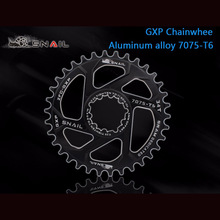 New Bicycle Chainring 32T/34T/36T Narrow Wide Cycle Chainwheel 7075-T6 MTB Bike Circle Crankset Plate
