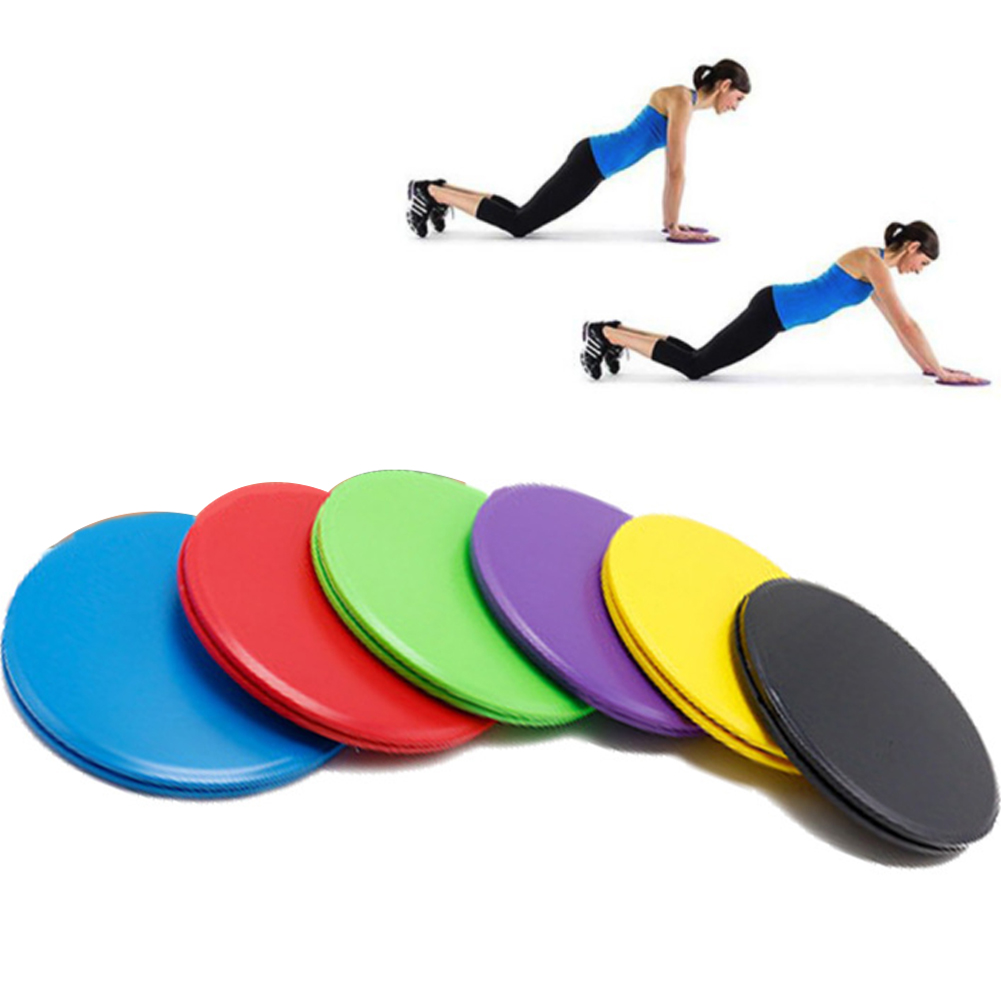 Gliding slider slider fitness sports skateboard yoga gym abdominal training sports equipment compact and lightweight(China)
