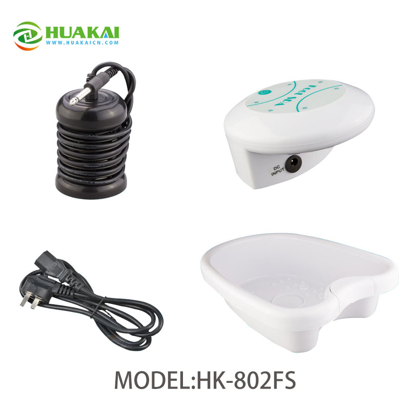 Wholesale Price Ionic Foot Detox Spa Bath with a Controller wholesale price foot control pedal for welding machine