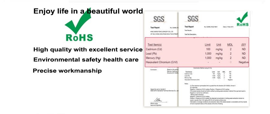 SGS Certifacte new