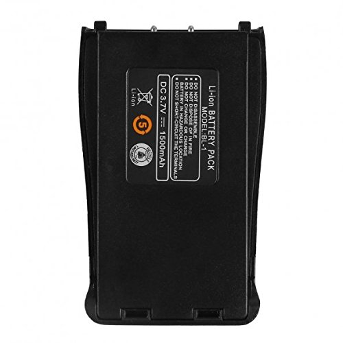 Baofeng 888S Original Battery 1500 MAh 3.7V For BF-777S BF-888S BF-666S BAOFENG 888 777 666
