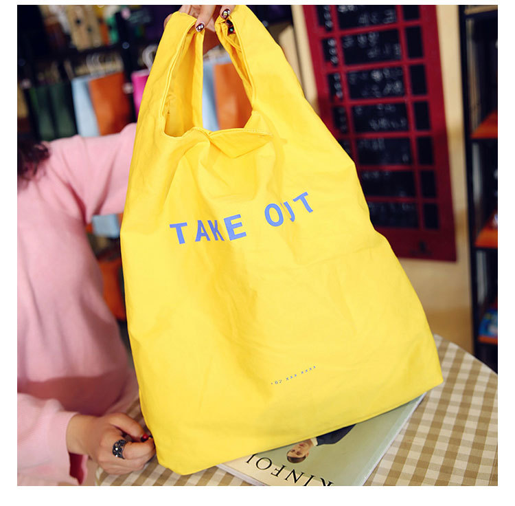 6ba14d66a07 Women Harajuku Big Tote Bag Canvas Female Shopping Bag Casual Cute Printing  Women Gift Bolsa De La Compra
