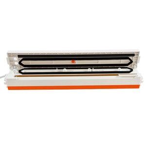 Image 3 - ATWFS Best Food Vacuum Sealer Packaging Packing Machine Film Kitchen Food Saver Mini Vacuum Container with 15pcs Vacum Bag