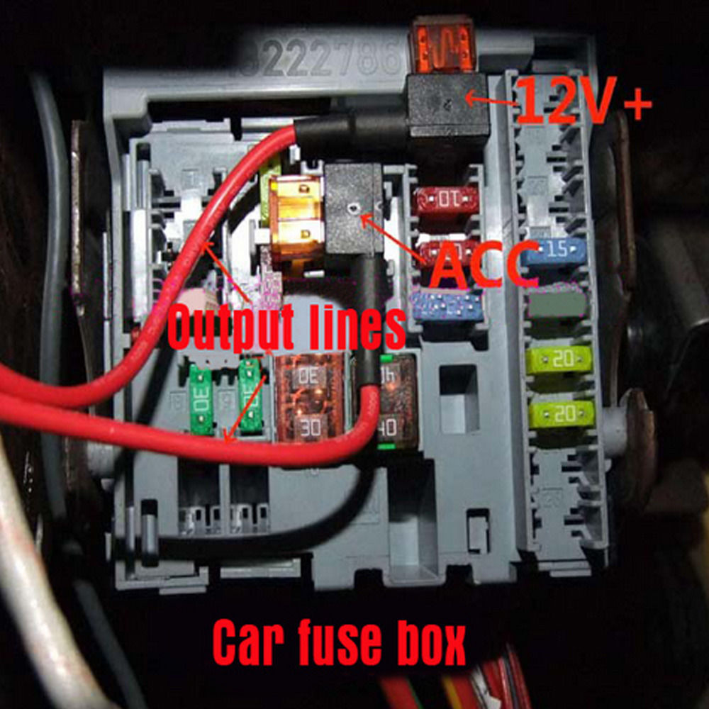 medium resolution of ee support universal car accessories 10pcs acn tap mini add a circuit atm low profile blade