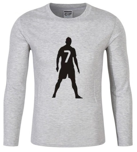 buy cristiano ronaldo long sleeve t shirt. Black Bedroom Furniture Sets. Home Design Ideas