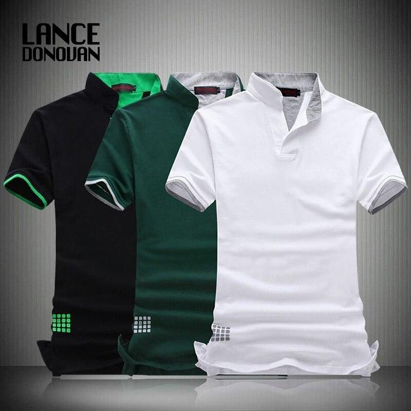 6620bb67f6 BIGGEST CHEST 135CM M-5XL 6XL 7XL V neck Mens Fashion T-shirt Men 2016 Men's  T shirts Short Sleeves Tops Tees