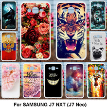 Phones Telecommunications - Mobile Phone Accessories  - AKABEILA Ultra Thin Silicone Case For Samsung Galaxy J7 Neo Case Soft Cover For Samsung J7 Nxt Duos J7 Core Shell J701F/DS J701M