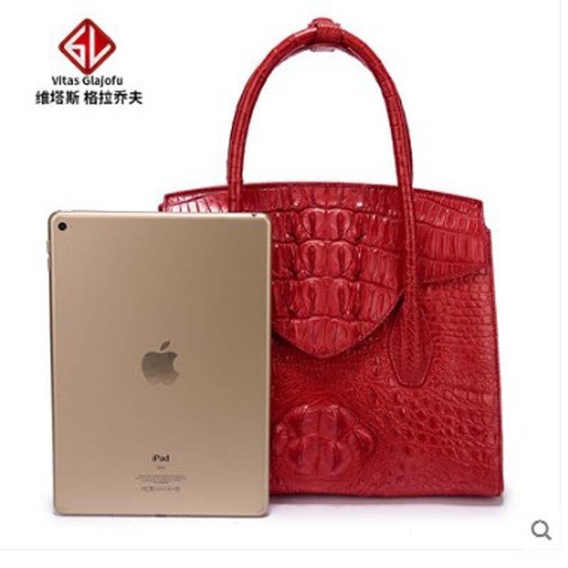Weitasi nouveau sac à main en peau de Crocodile sac à main pour femme sac à bandoulière pour femme sac à main pour femme