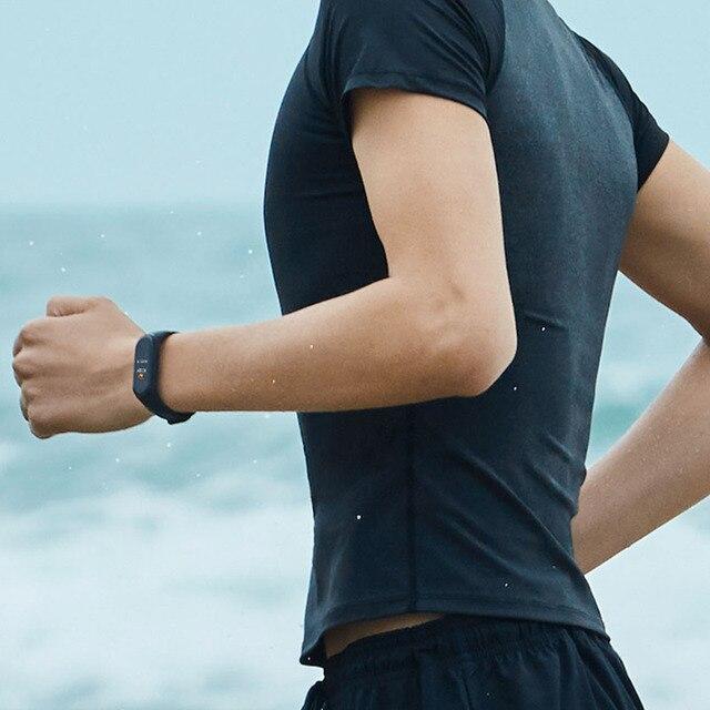 Original Xiaomi Mi Band 4 Smart Bracelet 3 Color AMOLED Screen Miband 4 Fitness Traker Bluetooth Smartband