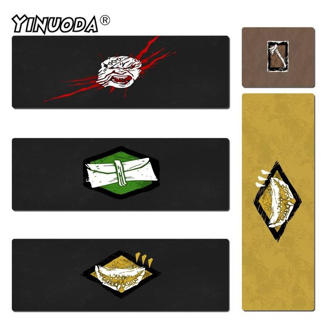 US $3 93 21% OFF|Yinuoda Top Quality Dead By Daylight Icon Anti Slip  Durable Silicone Computermats Size 18x22cm 20x25cm 25x29cm 30x60cm  40x90cm-in
