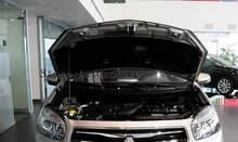 Двухсторонние автомобильные капоты для renault koleos 2008 2015