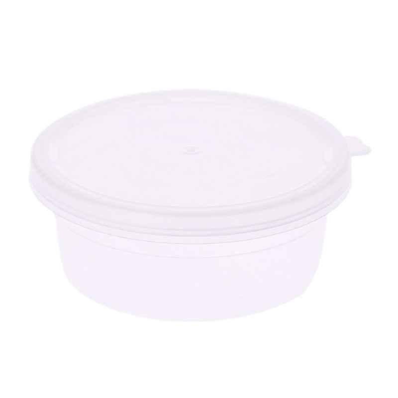 Storage Box Slime Storage Container Foam Ball Case Jars Pots With Lids For Plasticine Soft Clay