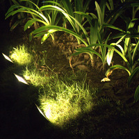 30 LEDs Solar Power Garden Lamp Outdoor Waterproof Light White Yellow Green Solar Flood Light Control