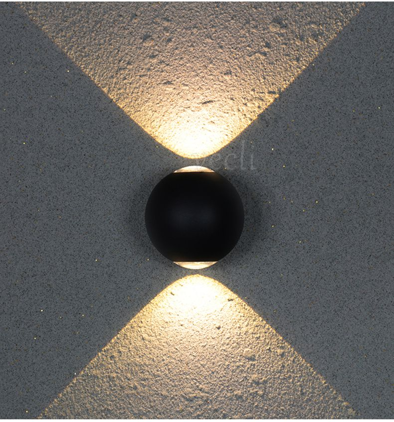 wall lamps (6)
