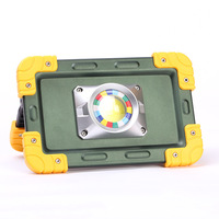 New High Power LED Lamp USB Charging Floodlight 30W Outdoor Lighting Mobile Portable Work