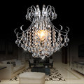 New Arrival Luxury Crystal Chandelier Lamp lustres de cristal indoor Lights Crystal Pendants For Living Room Free shipping