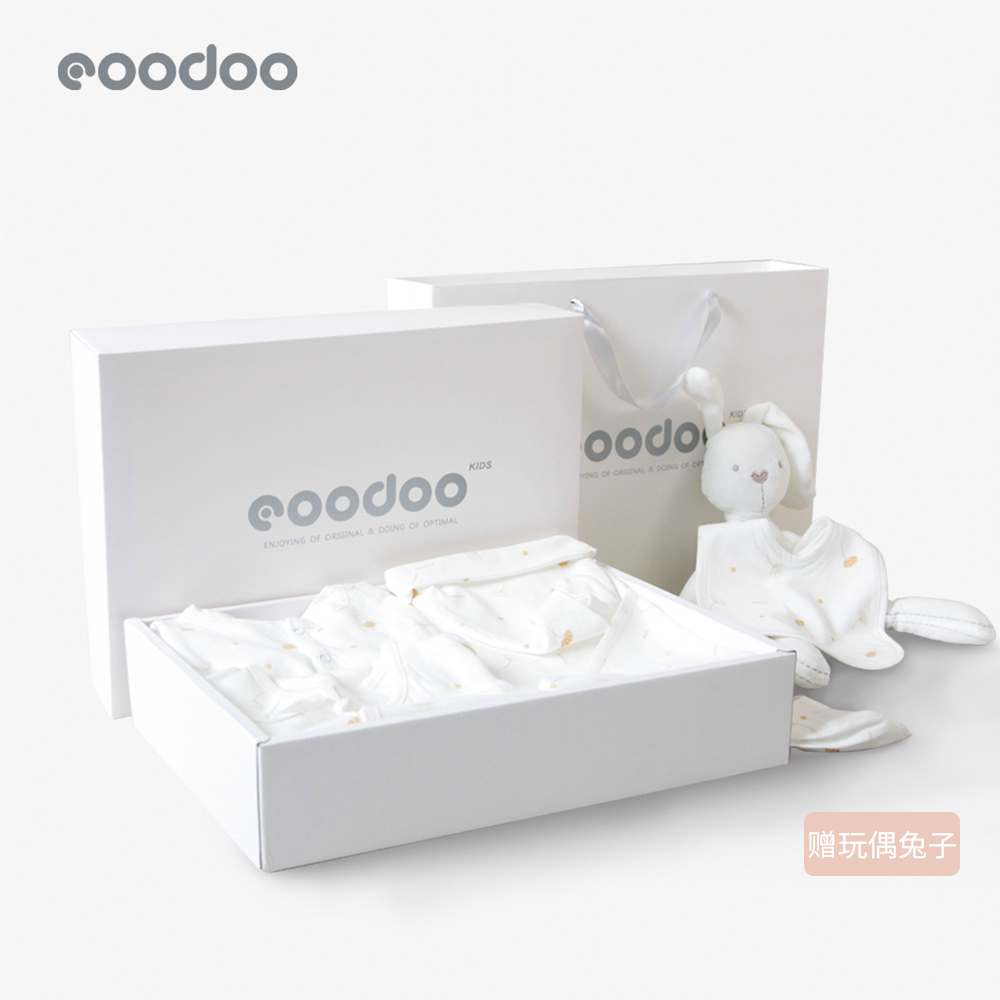 2019 New Neonatal Gift Box, Baby Clothes, Autumn And Winter Suits, Full Moon Gifts, Baby Supplies For Newborn Mothers And Babies
