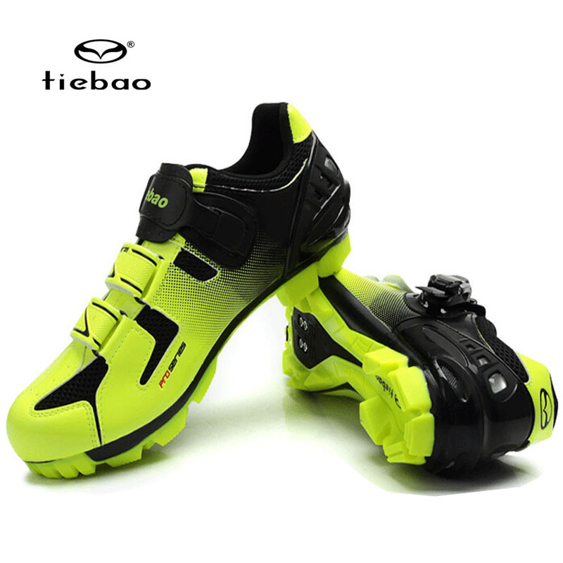New MTB Cycling font b Shoes b font Men Mountain Bike Self locking font b Shoes