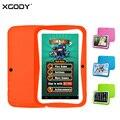 XGODY RK3126 M755 7 polegada Crianças Tablet PC Android 4.4 Quad Core 1.2 GHz 8 GB ROM WiFi OTG Crianças Tablet