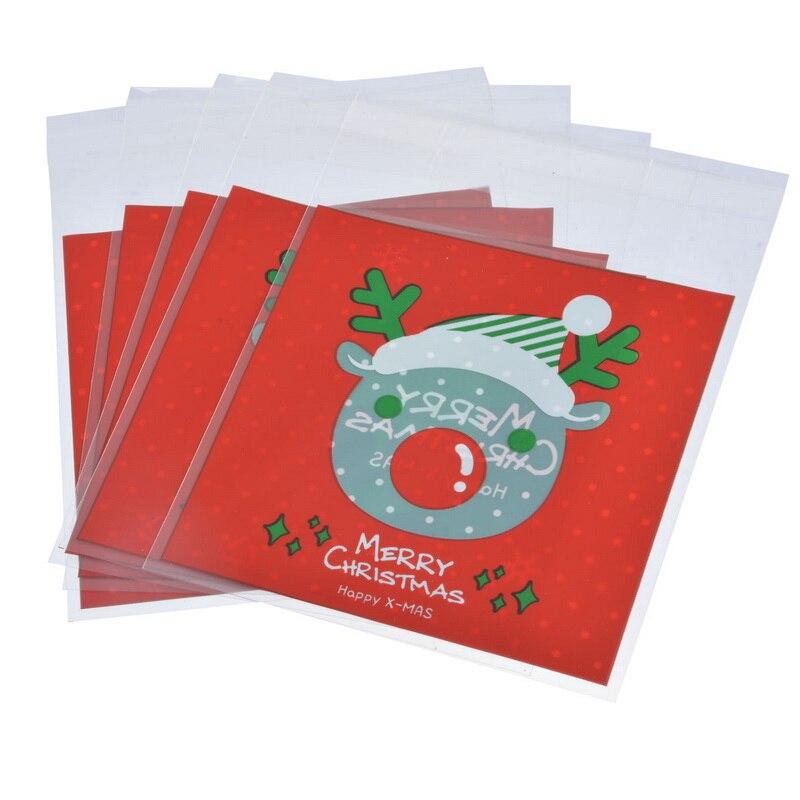 Hoomall pcs cute food packaging bags self adhesive