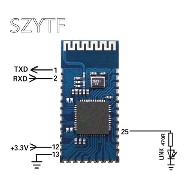 SPP-C Bluetooth serial pass-through module wireless serial communication from machine Wireless SPPC Bluetooth Module