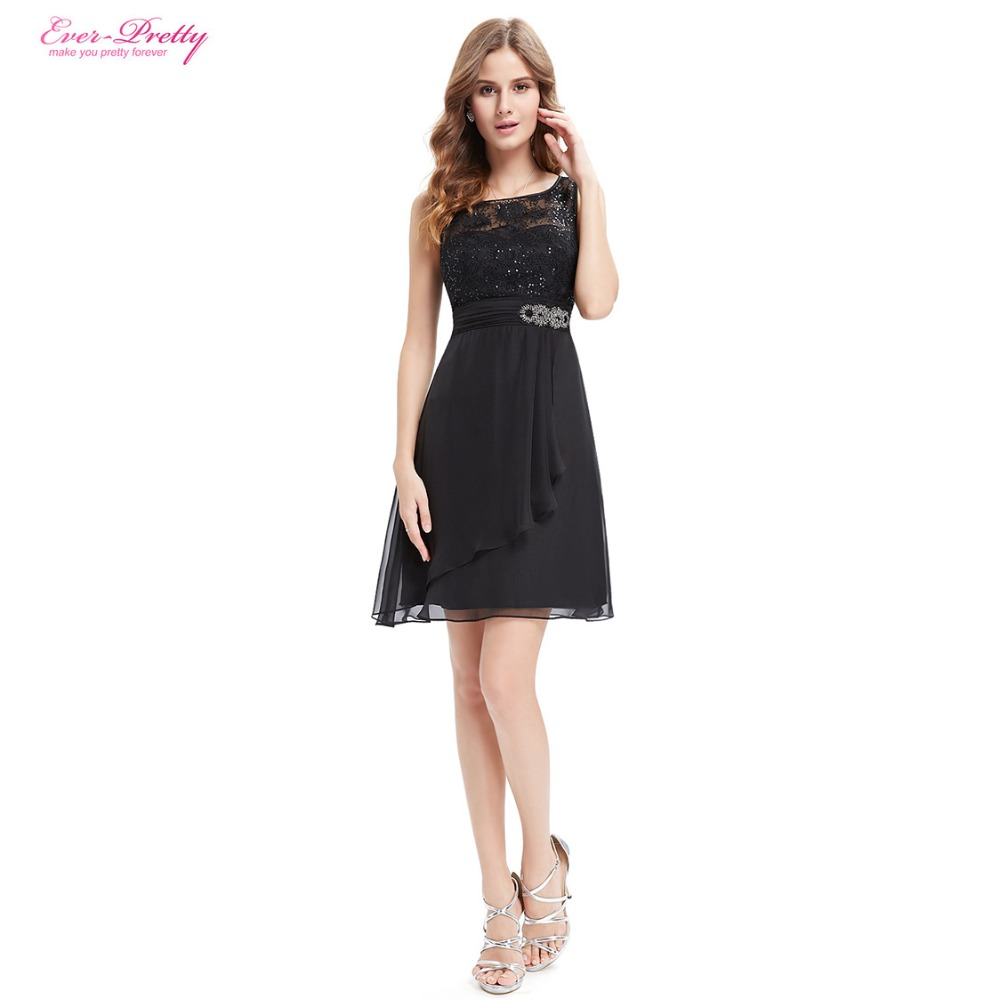 Online Get Cheap Simple Black Cocktail Dress -Aliexpress.com ...