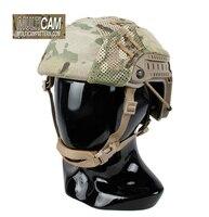 TMC Maritime & SF Helmet Mesh Cover Genuine Multicam M/L Helmet Cover Cloth(SKU050886)