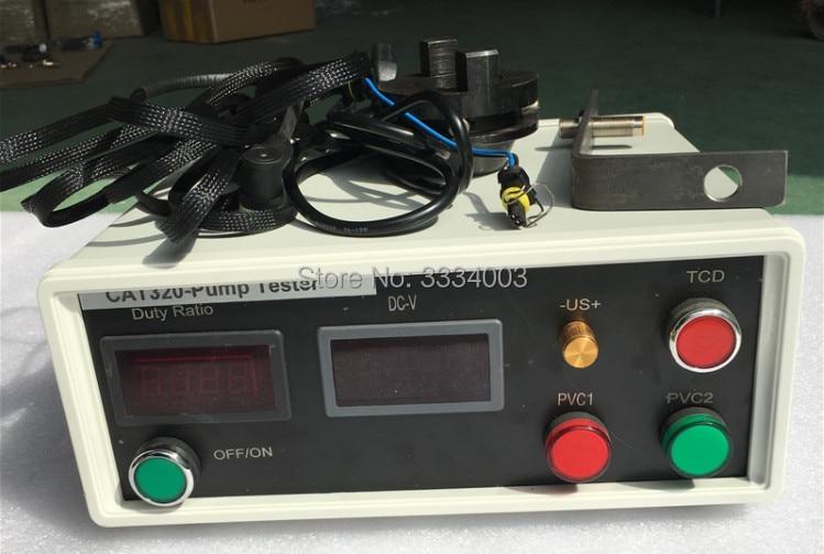 AM CT320 тестер дизельного насоса для насоса CAT 320D, инструмент для испытания насоса CAT 320