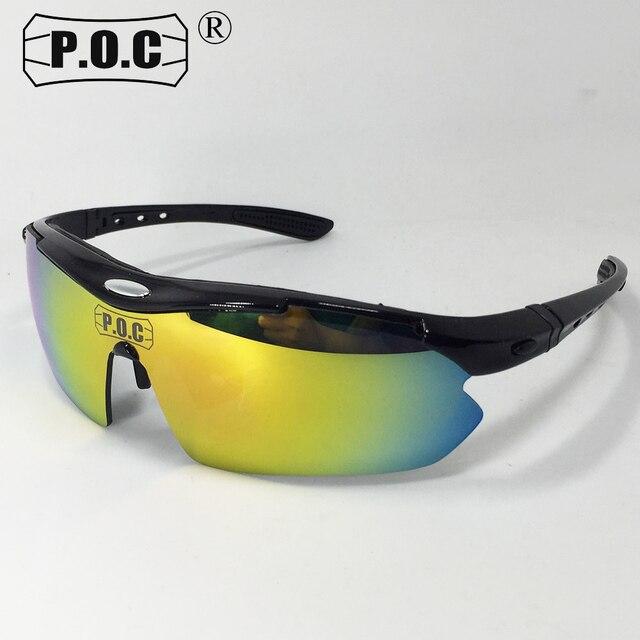 797d102a83 NOVA Marca 3 Lentes Polarizadas Ciclismo óculos de Sol Eyewear Homens  Mulheres MTB Bicicleta Ciclo Acessórios
