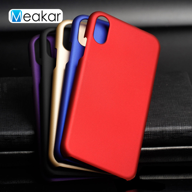 buy online cdbaf 8fbc2 US $0.9 45% OFF|Grind arenaceous Hard Plastic shell 6.1For iPhone Xr Case  For Apple iphone Xr 10R Cell Phone Back Cover Case-in Half-wrapped Case  from ...