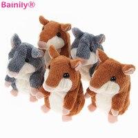 [Bainily] 1 개 사랑스러운 이야기 햄스터 봉제 장난감