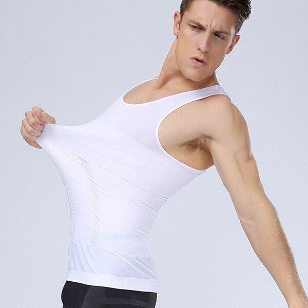 Hot Sales NEW Men Undershirt Vest Sleeveless Undershirt