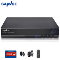 SANNCE 8CH Channel Digital Video Recorder 960H HDMI DVR For Security CCTV Camera